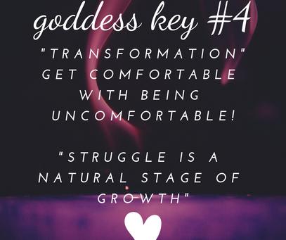 Goddess Key Lessons 4