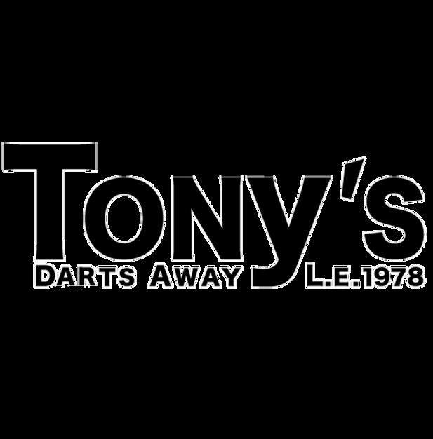 Tony's Darts Away logo