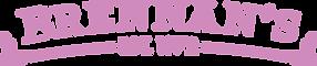Pink Brennan's logo