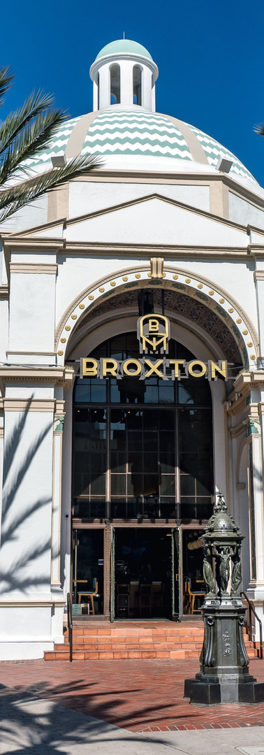 WELCOME TO BROXTON!