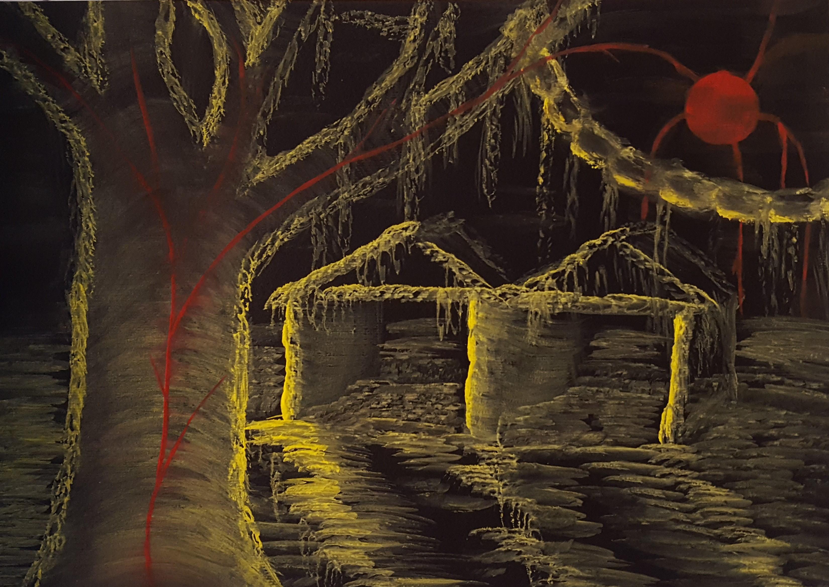 Emo landscape II (Red Dwarf)