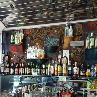 Fresh morning in a den @ Bar Alinka