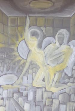 Angels having sex