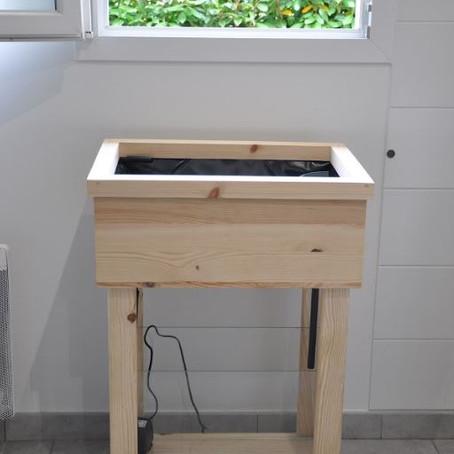 Lancer son kit aquaponique: Aquapouss' mini