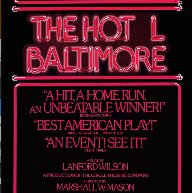 Hot L Baltimore