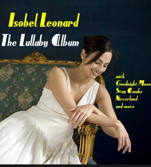 Isobel Leonard The Lullaby Album