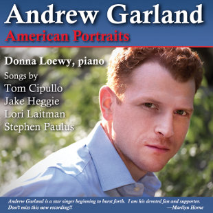 Andrew Garland American Portraits