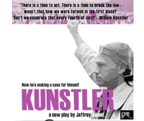 Kunstler by Jeffrey Sweet