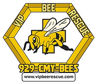 VIP Bee Rescue Logo