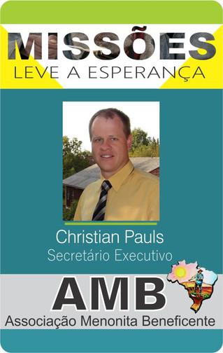 Christian Pauls