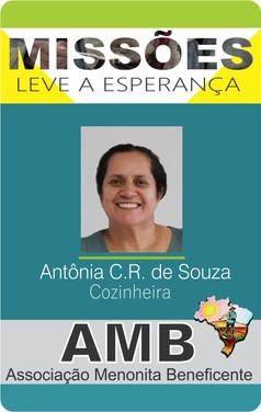 Antônia CR de Souza