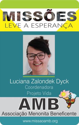 Luciana Zalondek Dyck