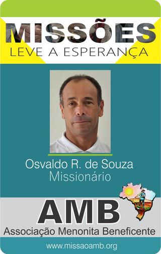 Osvaldo R. de Solza