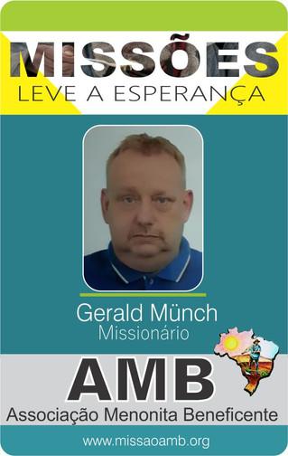 Gerald Münch
