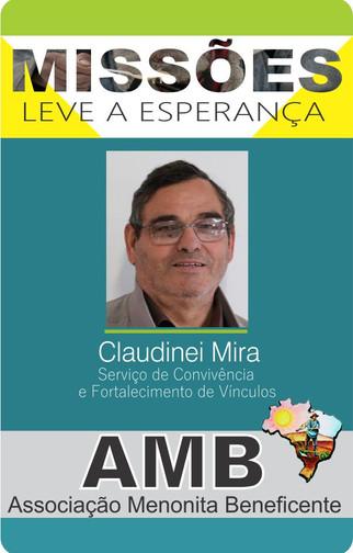 Claudinei Mira