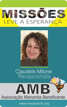 Claudete Milone