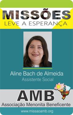 Aline Bach de Almeida