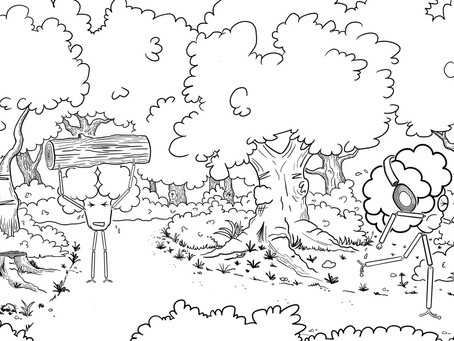 Sneak Preview of Illustrations for the Second Edition