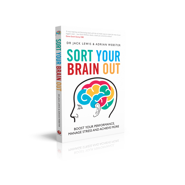 Sort Your Brain Out is now available to order and review on Amazon & will be promoted in W H Smi