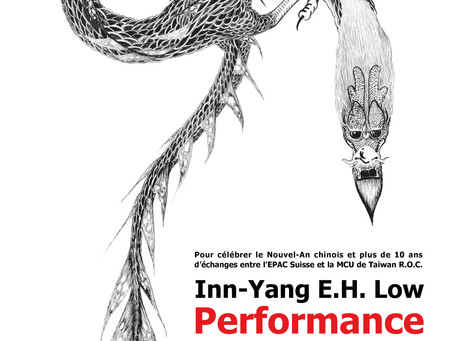 Performance pour le Nouvel-An Chinois