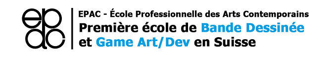EPAC - école bd et game art