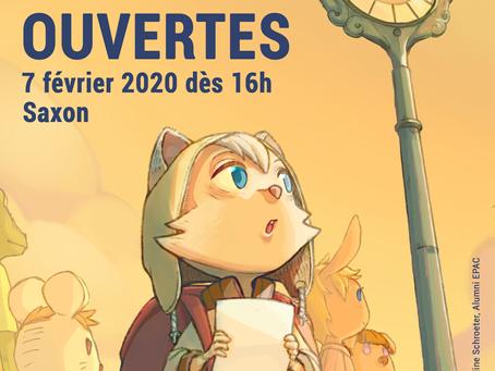 Journée portes ouvertes 2020!