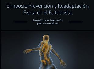 """Simposio Fútbol """" Formación para profesionales de la salud y el deporte"""""""