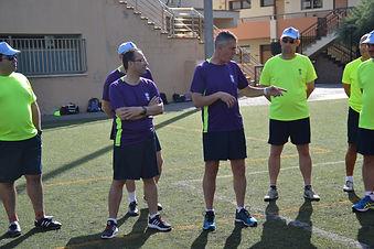 FFIB. Exito total en el  X Seminario Balear de Entrenadores de Fútbol y Fútbol Sala.