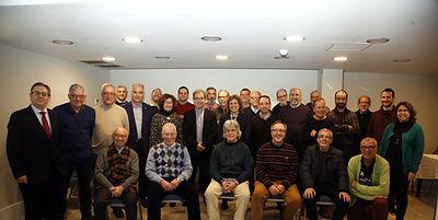 Encuentro de los colaboradores de las distintas secciones del Diario Menorca