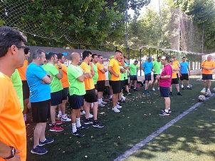 Seminario Nacional de Fútbol y Fútbol Sala en Baleares
