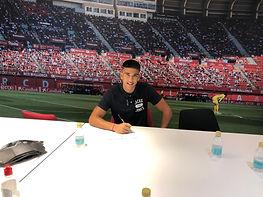 Javi Ortiz ficha por RCD Mallorca