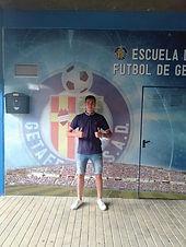 """Luis Miguel Torres """" Luismi"""" ficha por el GETAFE CF"""