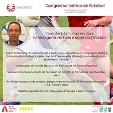 Congreso Ibérico de Fútbol           ( Portugal 2019 )