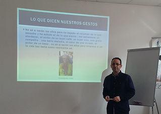 Nueva conferencia de Vicente Martínez