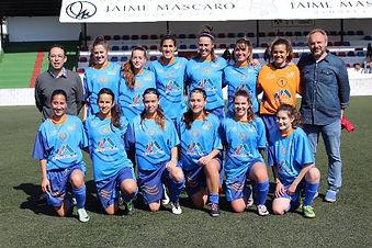 El equipo femenino de Iga de Vicente Martínez baja el telón con buenas sensaciones