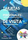 Catálogo Tarjetas Personales de Visita (