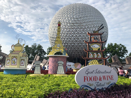 Epcot International Food and Wine Festival 2020