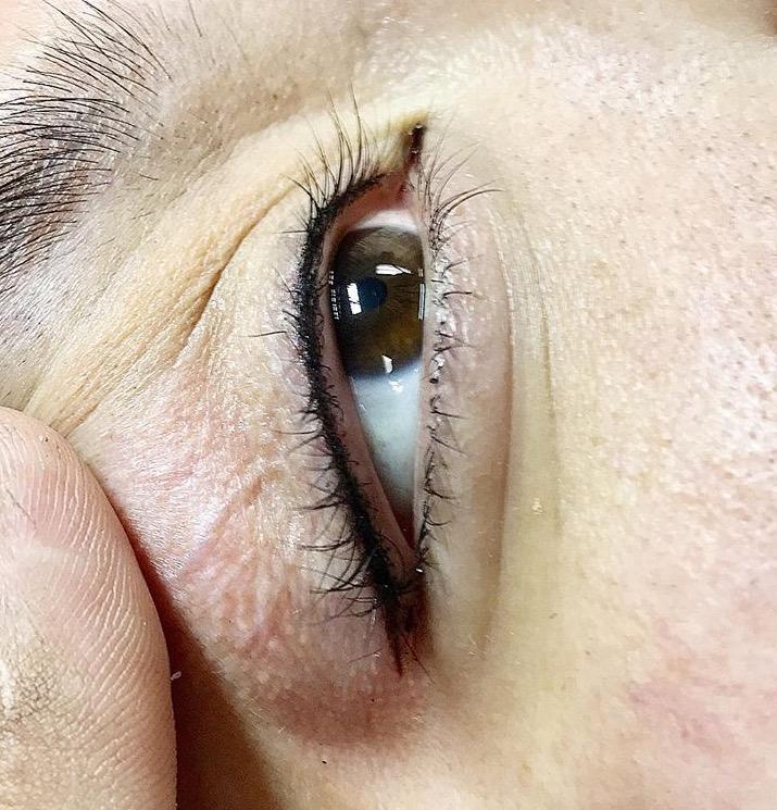 Lash Enhancement Permanent Eyeliner