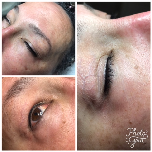 Lash Enhancement/Permanent Eyeliner