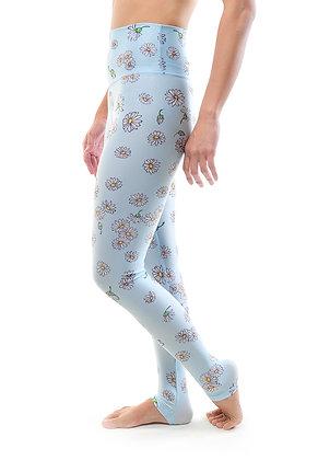 High Waisted Legging - Daisy