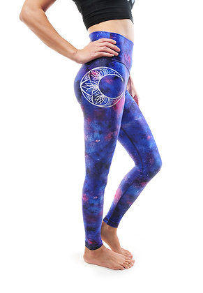 High Waisted Legging - Universe