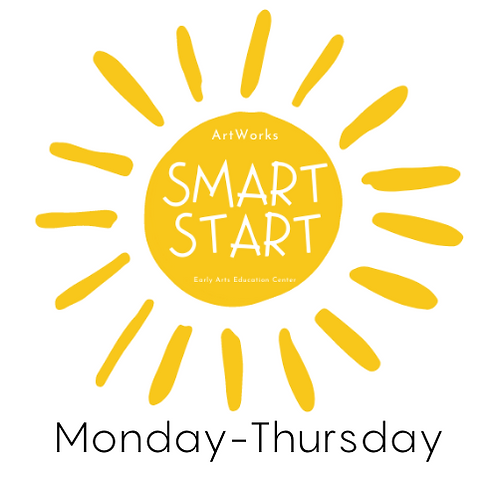 Monday-Thursday Smart Start Registration & Supply Fee