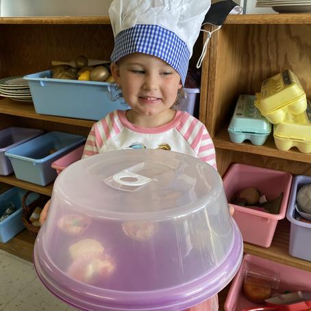 Smart Start Week 4: Let's Bake!