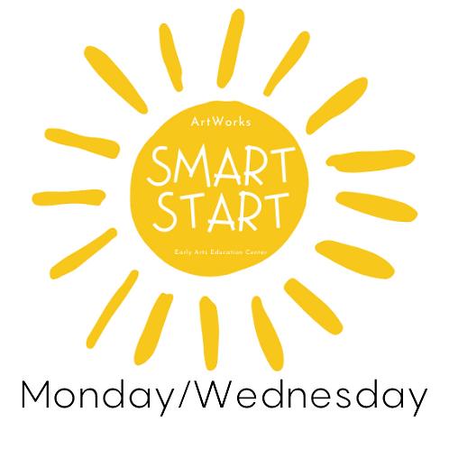 2020-2021 MONDAY & WEDNESDAY Class Smart Start Registration & Supply Fee