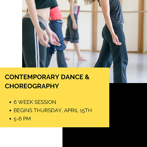 Contemporary Dance & Choreography