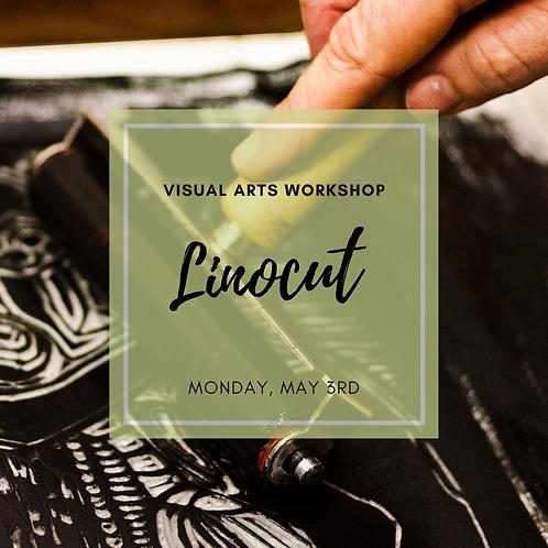Linocut Visual Arts Workshop