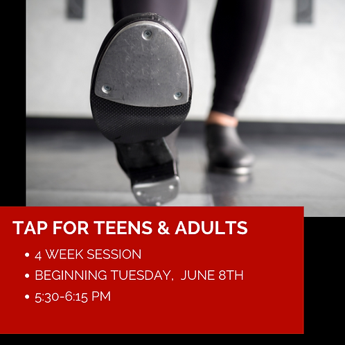 Tap for Teens & Adults