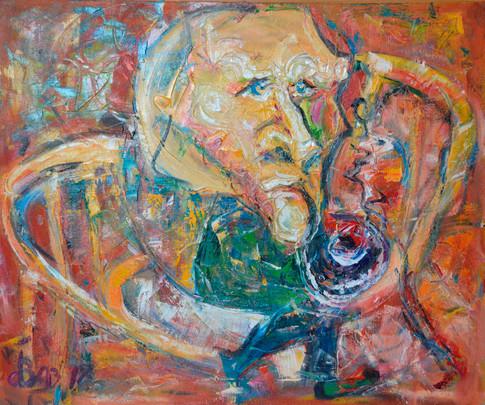 Vincent, 87x105