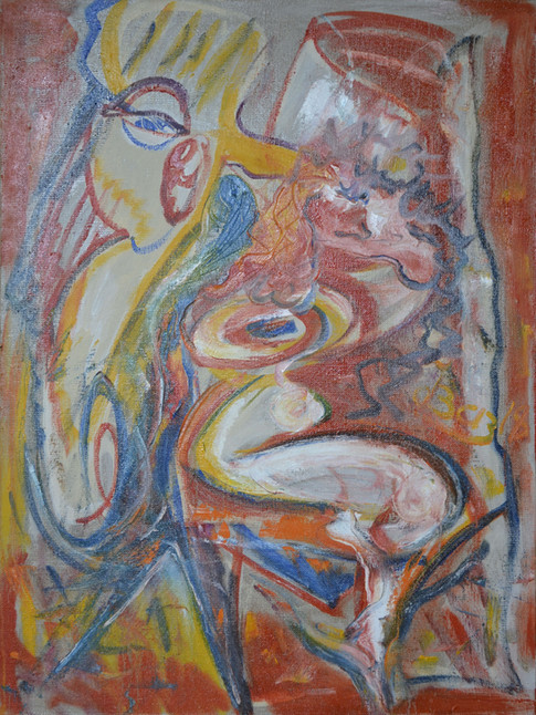 From Man and Woman Series, 105x80