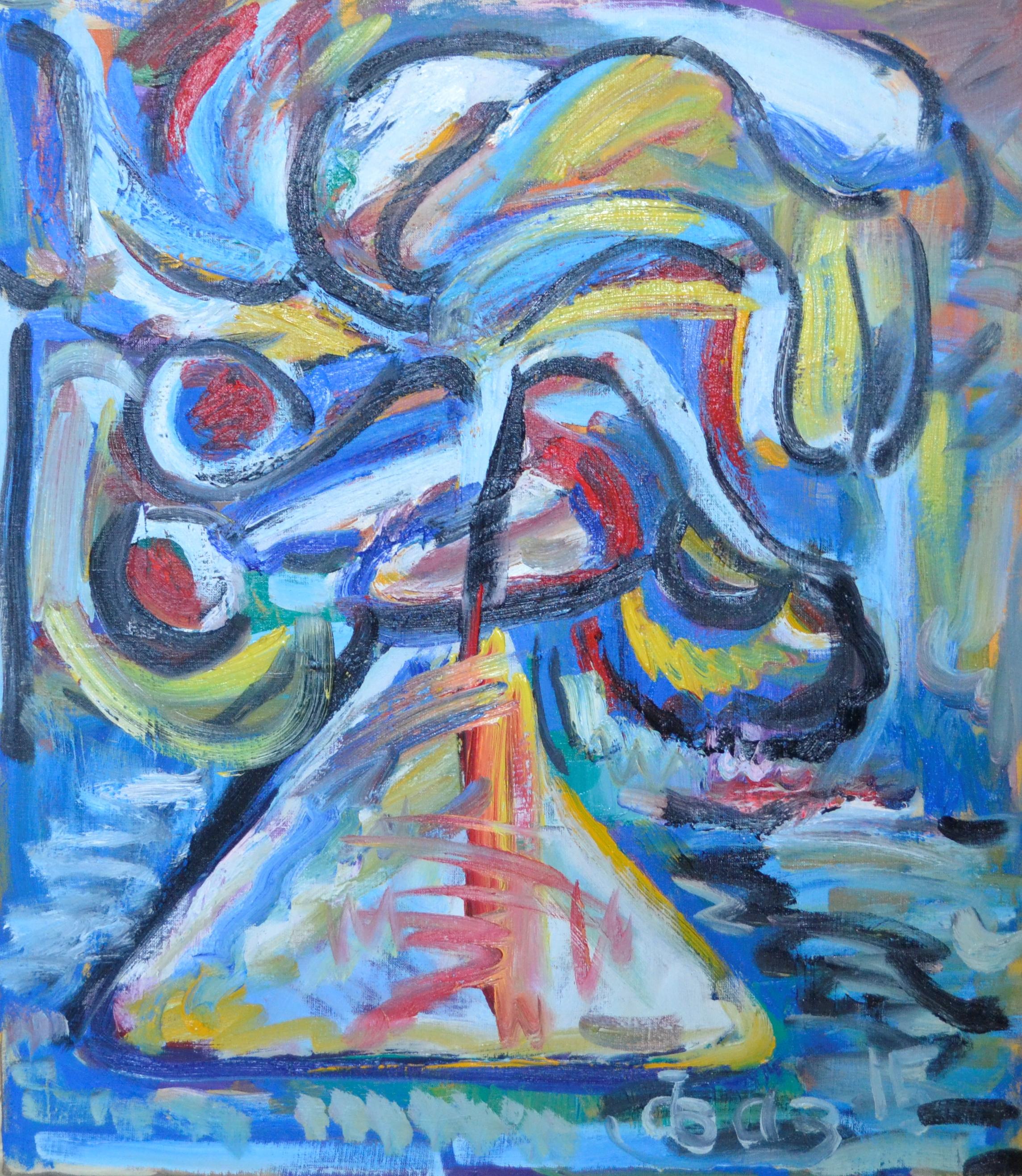Still Life (14) 70x60cm